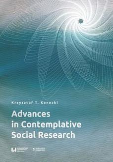 Chomikuj, ebook online Advances in Contemplative Social Research. Krzysztof T. Konecki