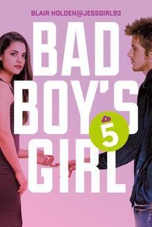 Chomikuj, ebook online Bad Boy s Girl 5. Blair Holden