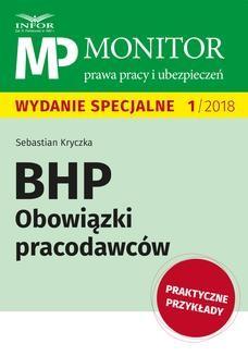 Chomikuj, ebook online BHP Obowiązki pracodawców. Sebastian Kryczka