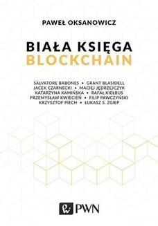 Ebook Biała Księga. Blockchain pdf
