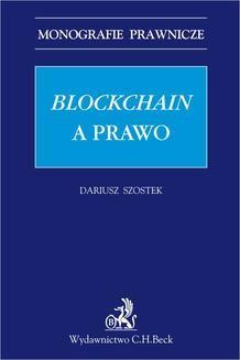 Ebook Blockchain a prawo pdf