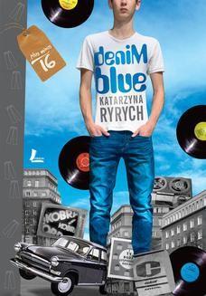 Chomikuj, ebook online Denim blue. Katarzyna Ryrych