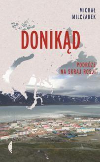 Chomikuj, ebook online Donikąd. Michał Milczarek