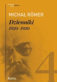 Ebook Dzienniki. 19201930. Tom 4 pdf