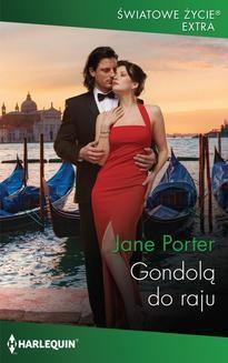 Chomikuj, ebook online Gondolą do raju. Jane Porter