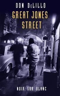 Chomikuj, ebook online Great Jones Street. Don DeLillo