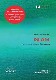 Chomikuj, ebook online Islam. Krótkie Wprowadzenie 18. Malise Ruthven