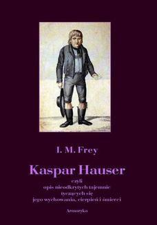 Ebook Kaspar Hauser pdf