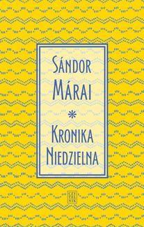 Chomikuj, ebook online Kronika Niedzielna. Marai Sandor