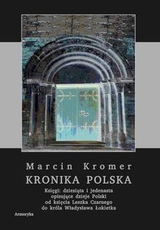 Ebook Kronika polska Marcina Kromera, tom 4 pdf