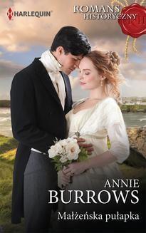 Chomikuj, ebook online Małżeńska pułapka. Annie Burrows