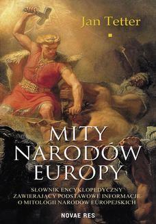 Ebook Mity narodów Europy pdf