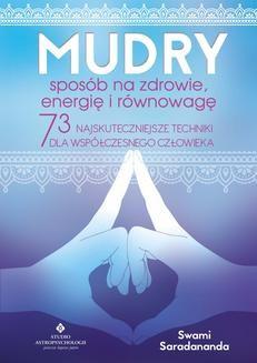 Ebook Mudry – sposób na zdrowie, energię i równowagę. 73 najskuteczniejsze techniki dla współczesnego człowieka pdf