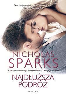 Chomikuj, ebook online NAJDŁUŻSZA PODRÓŻ. Nicholas Sparks