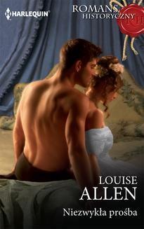 Chomikuj, ebook online Niezwykła prośba. Louise Allen