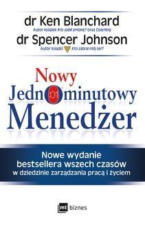 Chomikuj, ebook online Nowy Jednominutowy Menedżer. Spencer Johnson