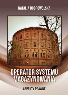 Chomikuj, pobierz ebook online Operator systemu magazynowania. Natalia Dobrowolska