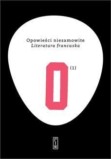 Ebook Opowieści niesamowite. Literatura francuska pdf