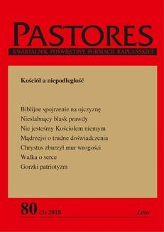 Chomikuj, ebook online Pastores 80 (3) 2018. Zespół redakcyjny