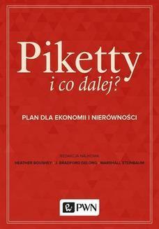 Chomikuj, pobierz ebook online Piketty i co dalej?. Heather Boushey