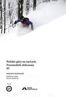 Ebook Polskie góry na nartach Tom 1 pdf