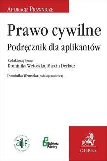 Ebook Prawo cywilne. Podręcznik dla aplikantów pdf