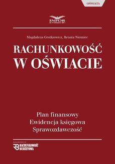 Ebook Rachunkowość w oświacie pdf
