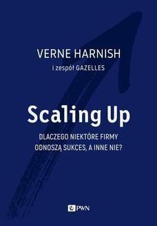 Ebook Scaling Up. Dlaczego niektóre firmy odnoszą sukces, a inne nie? pdf