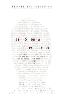 Chomikuj, ebook online Siódma Stacja. Tomasz Bartosiewicz