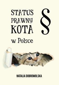 Chomikuj, ebook online Status prawny kota w Polsce. Natalia Dobrowolska