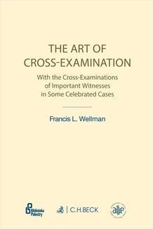 Ebook The Art of Cross-Examination. Sztuka przesłuchania krzyżowego pdf