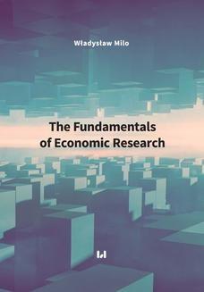 Chomikuj, ebook online The Fundamentals of Economic Research. Władysław Milo