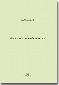 Ebook Über das Hyperwörterbuch pdf