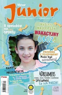 Chomikuj, ebook online Victor Junior nr 10 (386) 16 maja 2019. Ewa Mackiewicz