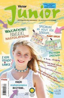 Chomikuj, ebook online Victor Junior nr 17 (393) 22 sierpnia 2019. Ewa Mackiewicz