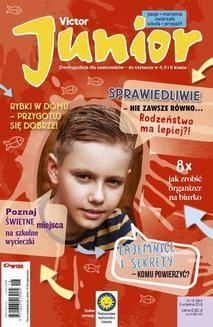Chomikuj, ebook online Victor Junior nr 18 (394) 5 września 2019. Ewa Mackiewicz