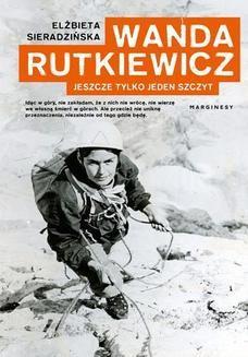 Chomikuj, ebook online Wanda Rutkiewicz. Elżbieta Sieradzińska