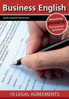 Chomikuj, ebook online 10 legal agreements – 10 umów prawnych. Hanna Danielczak-Ziadi