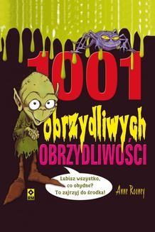 Chomikuj, ebook online 1001 obrzydliwych obrzydliwości. Grażyna Jędrzejec