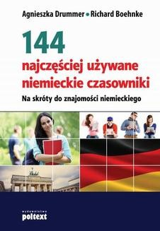 Chomikuj, ebook online 144 najważniejsze niemieckie czasowniki. Agnieszka Drummer