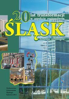 Ebook 20 lat transformacji w aspekcie regionalnym. Śląsk. Refleksje socjologów pdf