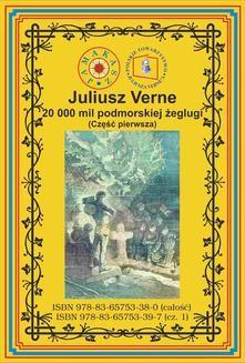 Chomikuj, ebook online 20 tys. mil podmorskiej żeglugi. Część 1. Pełny przekład. Juliusz Verne