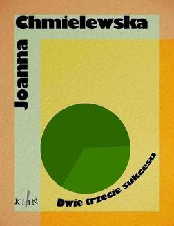 Chomikuj, ebook online 2/3 sukcesu. Joanna Chmielewska