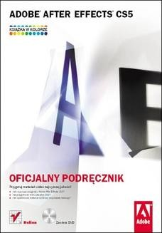 Chomikuj, ebook online Adobe After Effects CS5. Oficjalny podręcznik. Adobe Creative Team