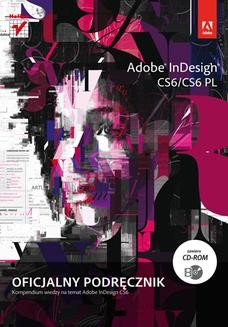 Ebook Adobe InDesign CS6/CS6 PL. Oficjalny podręcznik pdf
