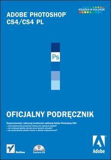 Chomikuj, ebook online Adobe Photoshop CS4/CS4 PL. Oficjalny podręcznik. Adobe Creative Team