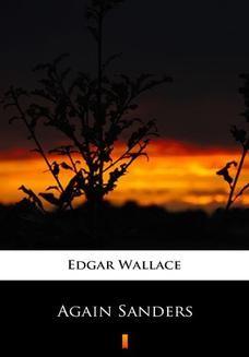 Chomikuj, ebook online Again Sanders. Edgar Wallace