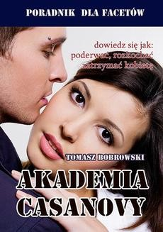 Chomikuj, ebook online Akademia Casanovy. Tomasz Bobrowski