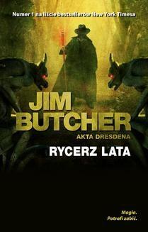 Ebook Akta Dresdena: Rycerz Lata pdf