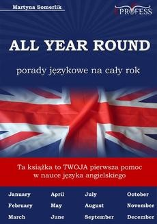 Chomikuj, ebook online All Year Round. Martyna Somerlik